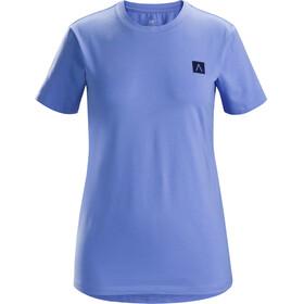 Arc'teryx W's A Squared SS T-Shirt Cloudburst